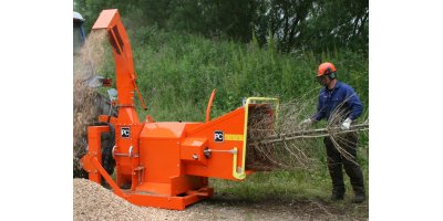 Model PC200-MEH - Tractor Mounted Chipper