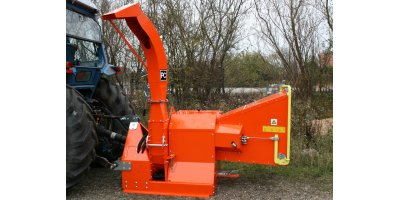 Model PC175-SEH - Tractor Mounted Standard Chipper