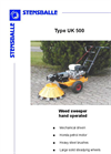 Weed Sweeper Brochure