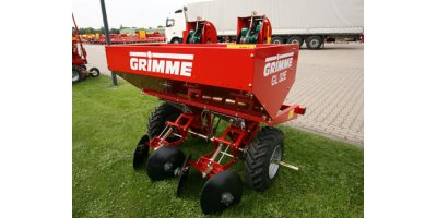 Model GL 32E - 2-Row Cup Planter