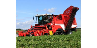 Grimme Maxtron - Model 620 - Sugar Beet Harvester