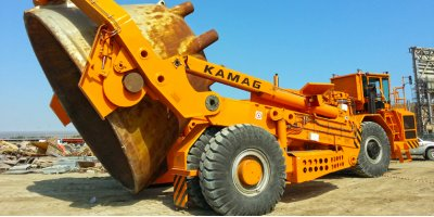 KAMAG - Model Series 2800 - Slag Pot Transporters