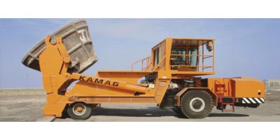 KAMAG - Model Series 2700 - Slag Pot Transporters
