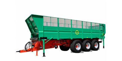 DUPLEX  - Model DFRJ - Silage Transport Trailers