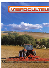 RAZOL - VBS/VBT Series - Mounted and Foldable Vibrocultivator Brochure