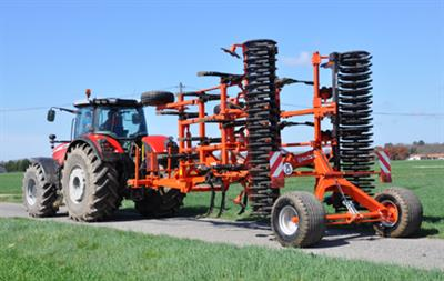 TEOS - Model S - 4, 5 and 6 m - Stubble Cultivator