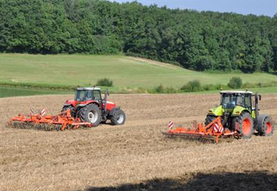 KILIS - Model 3 and 3.5 m - 80 to 140 hp - Combined Cultivator