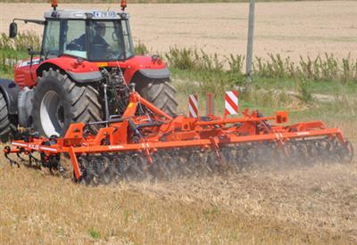 KILIS - Model R - 4, 5 and 6 m - Combined Cultivator