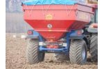 TOWED - Model AP Series - Fertilizers Sprayer