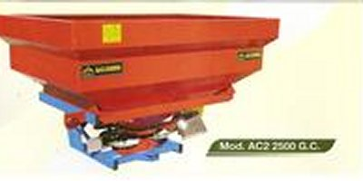 Model AC Series - Twin Disc Fertilizers Sprayer