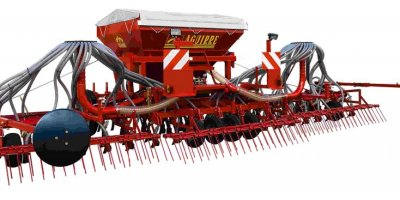 Mounted Seeders for Precision Farming-2