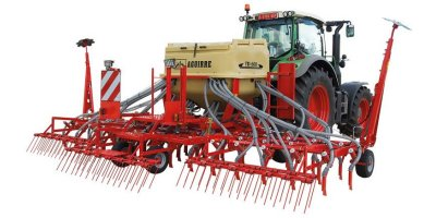 Aguirre - Model TD - Mounted Seeders