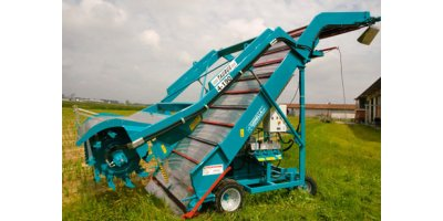 Taurus - Model 4-190 - Self-Propelled Desilaging Machine