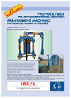 Pre-Pruning Machine Brochure