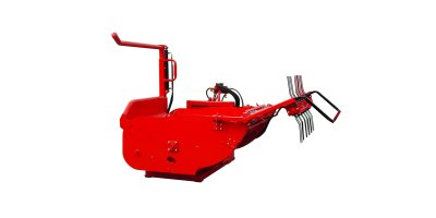 Unrollers-Spreaders with Fingers for Round Bales Max.Diameter 1.50 m