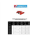 ZORMPA - Model DZ.00 - Disc Harrows Brochure