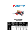 Lion - Seeding Machine Brochure