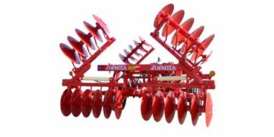 Zormpas - Hydraulic System Opening-Closing Axis Disc Harrows