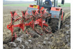 Downhil  - Model 850 - Revesible Carried Ploughs