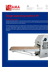 DT - Dough Separating Machine Brochure