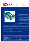 TUG 1250 - Universal Sorting Unit Brochure