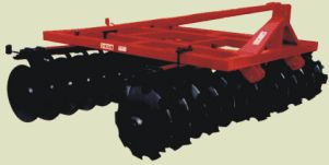 Roll Discs Harrows