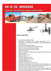 Sugar Beet Self Propelled Loader Cleander Machine B/CS 8000- Brochure
