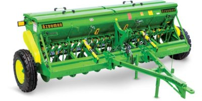 Özduman - Model HBM - Combined Grain and Pulse Seed Drill