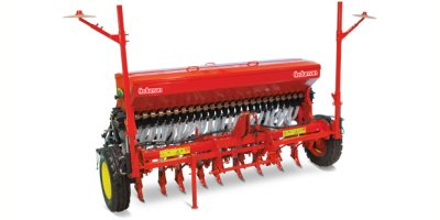 Model ÜHBM - Universal Grain and Pulse Seed Drill