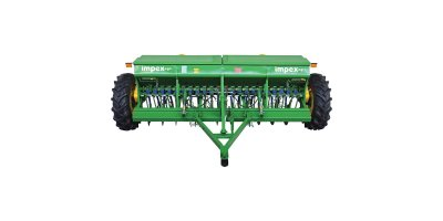 Model HBM-N - Mechanical Seed Drill