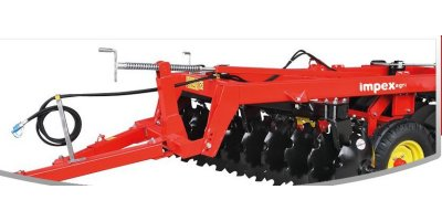 Model PGD-N - Central Wheels Disc Harrow