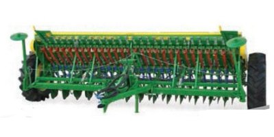 Model HBM-BK - Mechanical Seed Drill