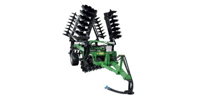 Model PGD-BK - Central Wheels Disc Harrow
