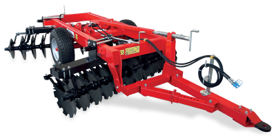 Model PGD-B - Central Wheels Disc Harrow