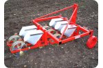 Model MS 23 - Seed-Drill for Narrow Spacing and/or Narrow Inter-Row Gaps