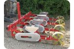 Ebra - Model MS 21 - Seed Drill– 1 To 6 Rows