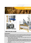 Airflow mix - Model MH1500 - Feed Mill Unit - Brochure
