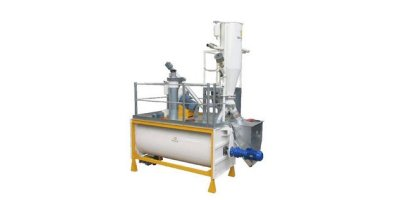 Airflow mix - Model MH1500 - Feed Mill Unit