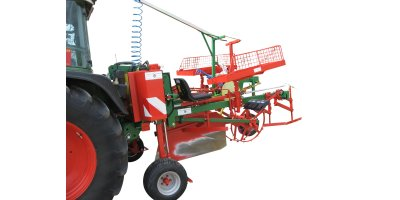 Model GPS - Planting Machine