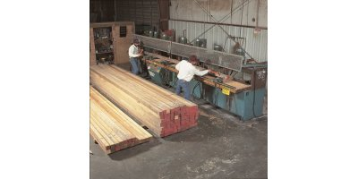 Midwest - Fabrication and Treatment of Lumber