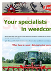 Weedcontrol Brochure