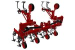 Cultivation Tine Weeder