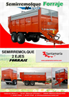 Model HT - 2 Axis Feed Trailer Brochure