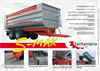Model R-MAX - 2 Lift Axles Trailer Brochure