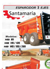 Model HB - 2 Axle Spreader Brochure