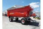 Model R-Max - 2 Bath Axles Trailers