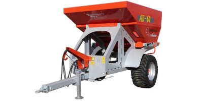 Model AB-60 & AB-80 - Twin Disc Fertilizer Spreader