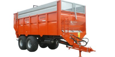 Model HT - 2 Axis Feed Trailer