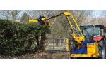 Bomford - Model Kestrel S Series - Hedgecutters