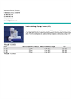 IPS - PTFE - Recirculating Spray Gun Datasheet